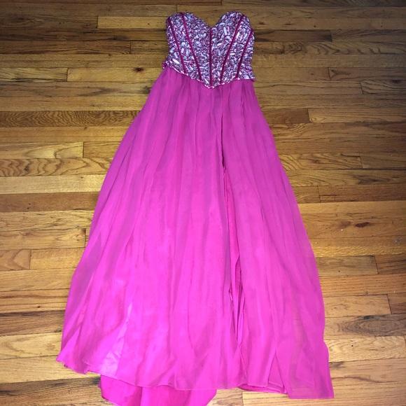 Narianna Dresses Cute Pink Prom Dress Black Friday Sales Poshmark